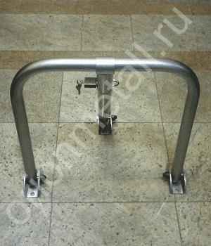 Пример использования Парковочный барьер складной 35*500